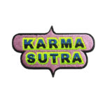 "MACON & LESQUOY ""KARMA SUTRA"" REPAIR PATCH ワッペン"