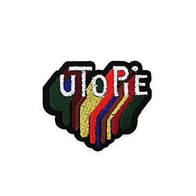 "MACON & LESQUOY ""UTOPIA"" PATCH パッチ"