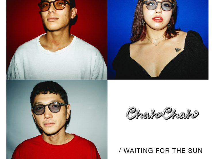 WAITING FOR THE SUN × ChahChah  コラボアイテムを発売